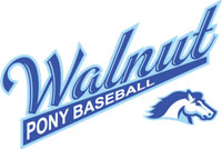 Walnut Pony Baseball